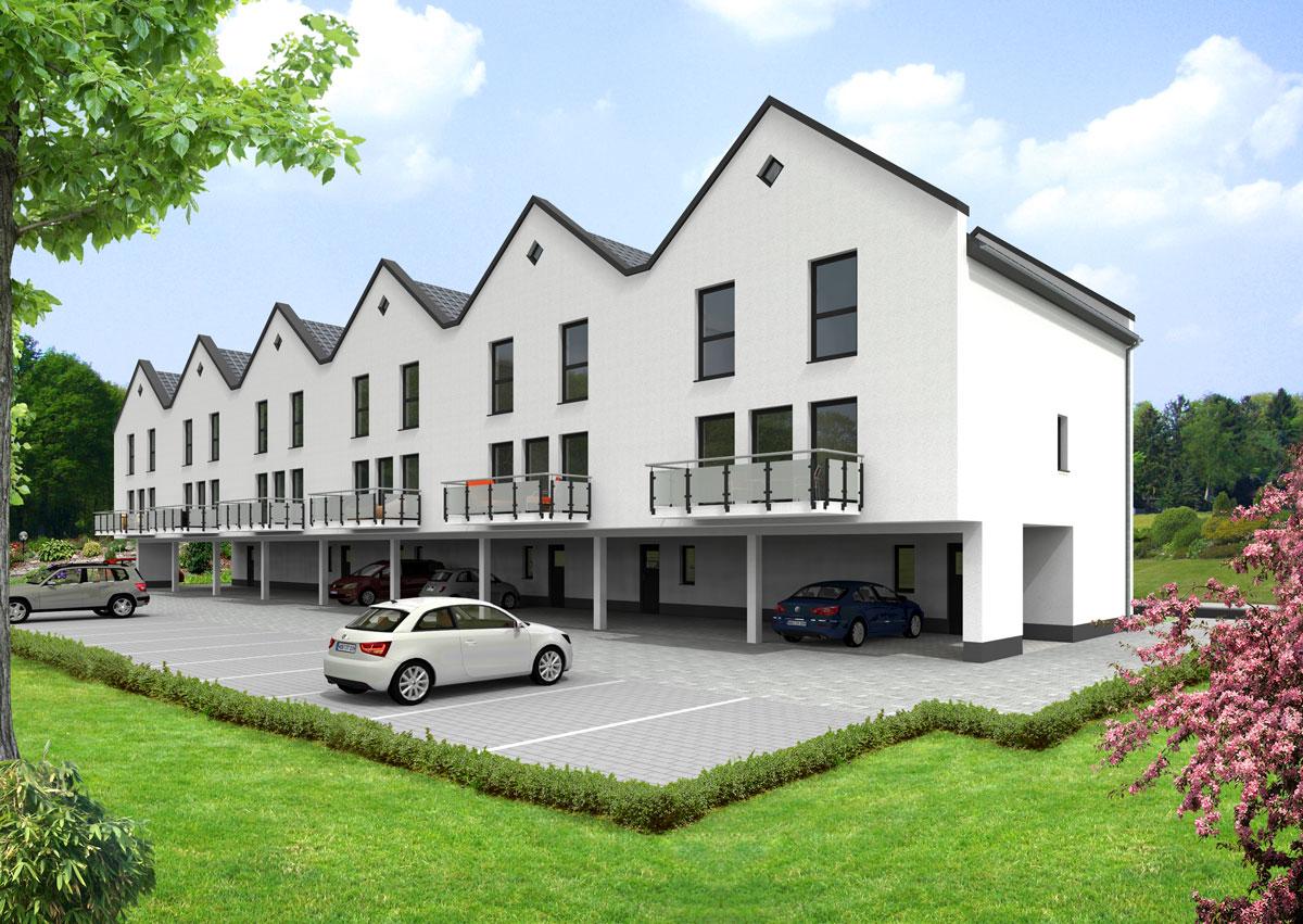 6RH-in-Gladbach,-Rückansicht